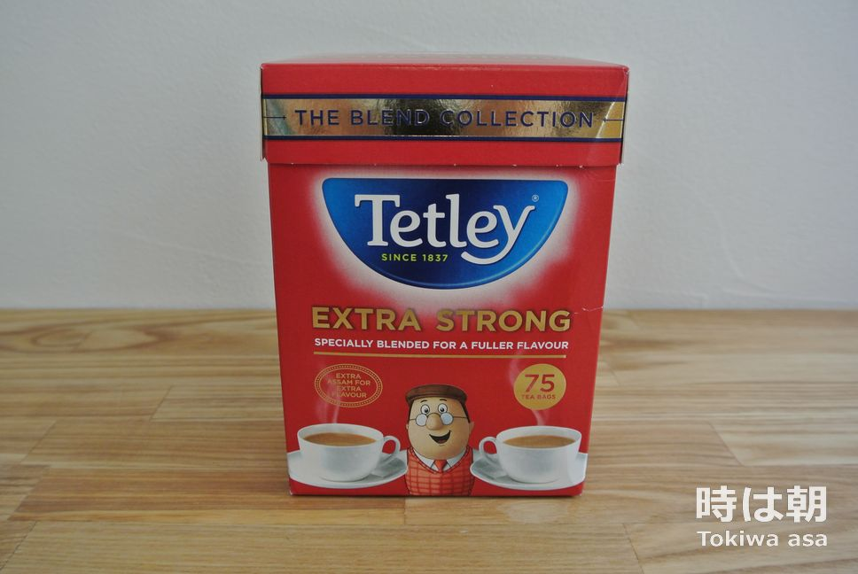 Tetley Extra Strong 紅茶 ティーバッグ