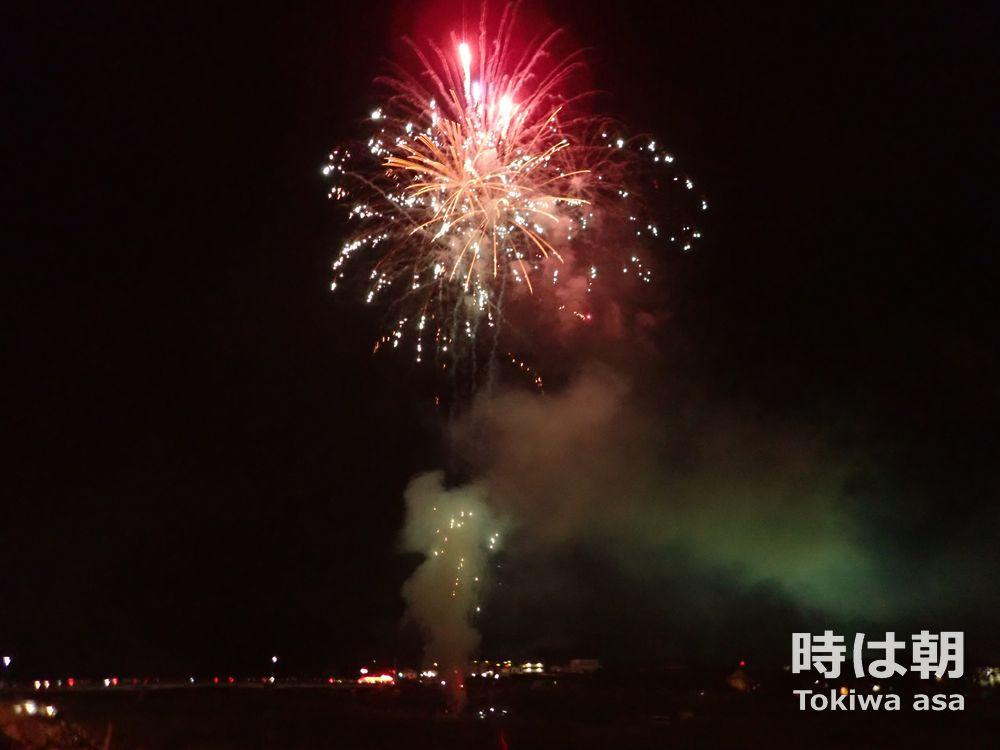 佐久千曲川花火大会 2018
