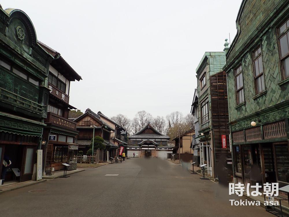 江戸東京たてもの園 小金井公園内 2019年3月